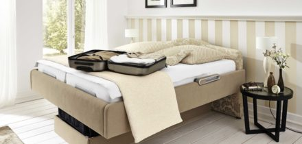 Suite emotion chalet bed