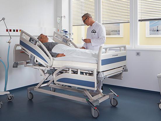 Stiegelmeyer Evario verpleegbed