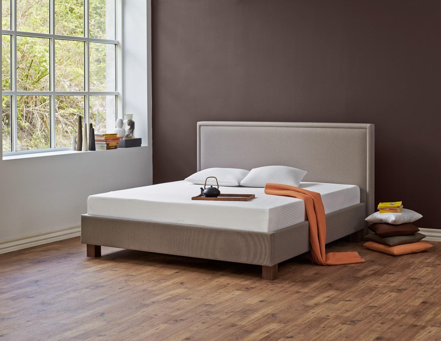 Sensation matras bed foto