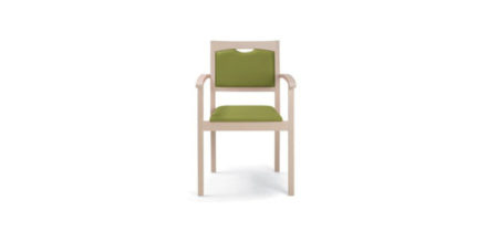 Sixty 2 stoel groen salens