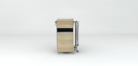 Nachtkastje productconfig Stiegelmeyer Somero