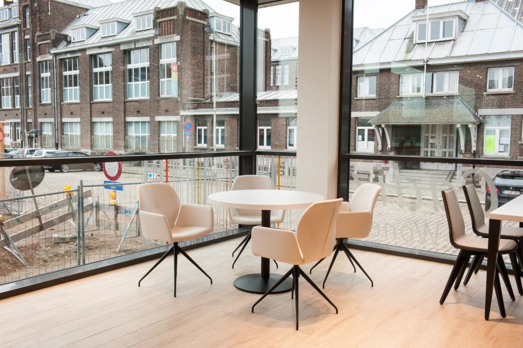 WZC Cadiz Antwerp ergonomisch zorgmeubilair