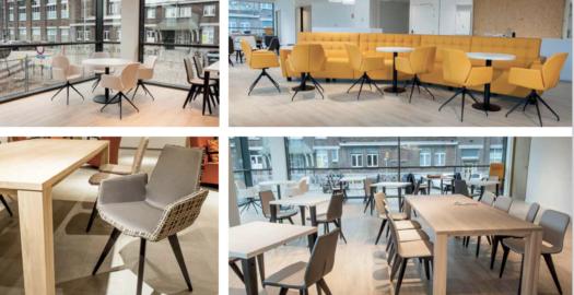 WZC Cadiz Antwerpen trendy zorgmeubilair met ergonomische functionaliteit
