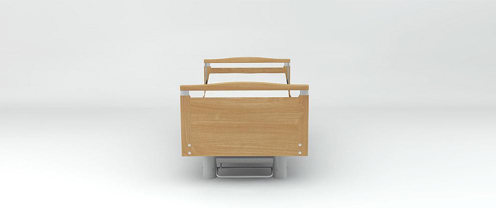 Stiegelmeyer Elvido-Serie - van hyper-laag bed naar heavy-duty verpleegbed